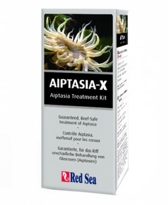 Red Sea Aiptasia-X Glasrosenentferner 60 ml