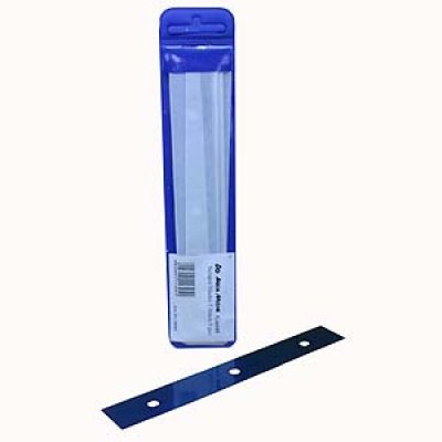 5 Stück Ersatzklingen scraper blades für Aqua Medic Scraper
