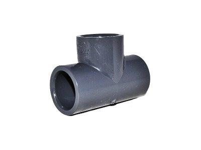 PVC T-Stück 90°  D20