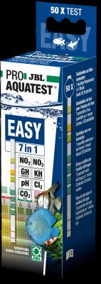 JBL PROAQUATEST EASY 7in1 Teststreifen zum Schnelltest von Aquarienwasser