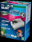 JBL PROSILENT a100 Membran Luftpumpe für Süß- und Meerwasser-Aquarien, Luftleistung 100l/h
